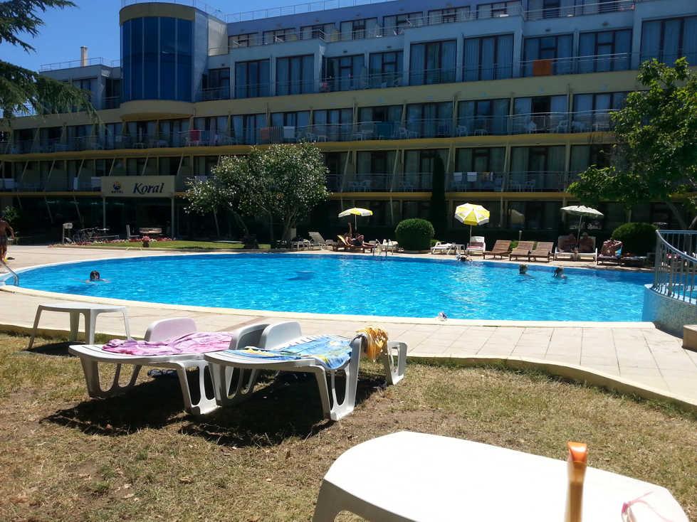 Hotel Koral Św. Konstantyn i Elena - Bułgaria